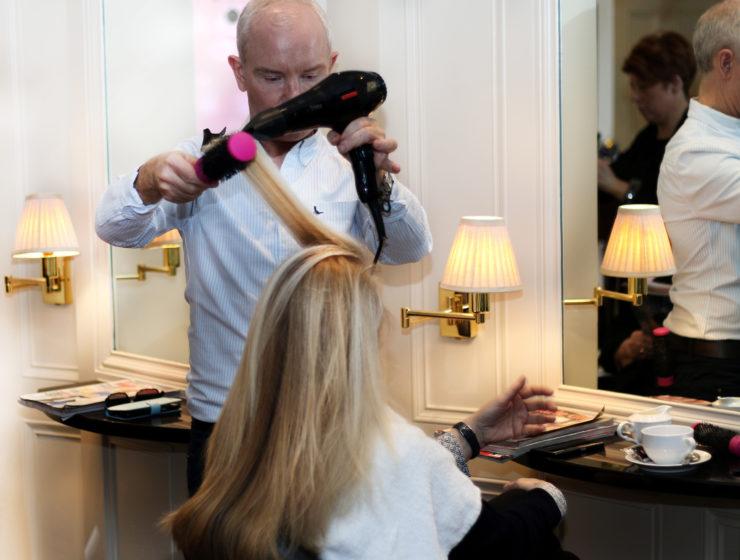Erté Hair Art